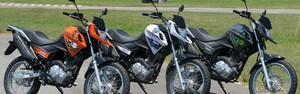 Yamaha lança XTZ Crosser 150 por R$ 9 mil (Rafael Miotto/G1)