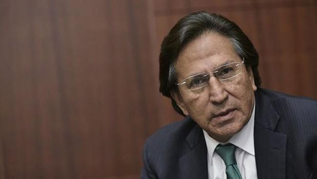 O ex-presidente peruano Alejandro Toledo é acusado de receber propina da construtora Odebrecht (Foto: Raimin Talaie/Getty Images)