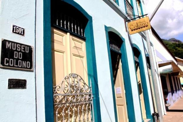 Museu do Colono, em Santa Leopoldina (Foto: Divulgação/ Secult)