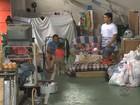 Chuva atinge 32 municípios e tira mais de 1,1 mil famílias de casa no RS