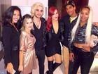 Yanna Lavigne, Fiuk e mais vão a evento em São Paulo