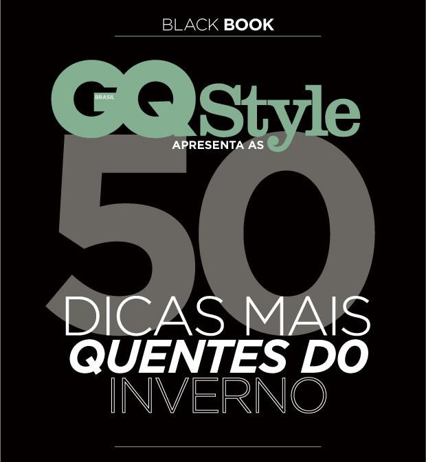 Black Book GQ Style (Foto: GQ)
