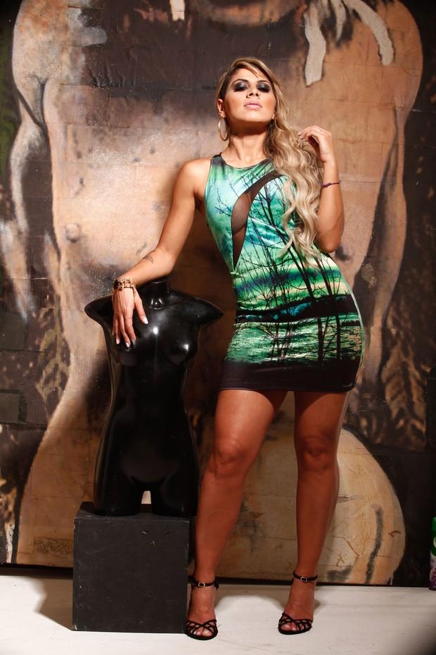 Vanessa Mesquita, ex-BBB (Foto: Edu Fuica/Divulgação)