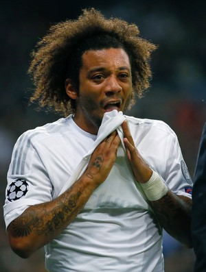Marcelo Real Madrid (Foto: EFE)