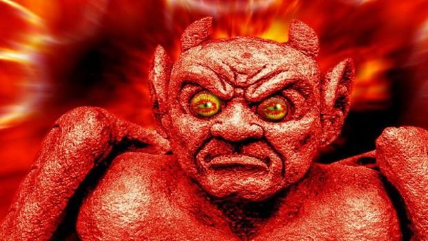 Diabo, Satanás, Lúcifer e, às vezes, Leviatã ou Mefistófeles: varios nomes, várias faces, vários papéis (Foto: PIXABAY)