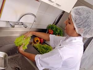 Oficina em Cordeiro vai abordar sobre a manipulação de alimentos (Foto: Divulgação/Ascom PMC)