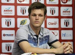 Renan, goleiro do Botafogo-SP (Foto: Rogério Moroti/Ag. Botafogo)