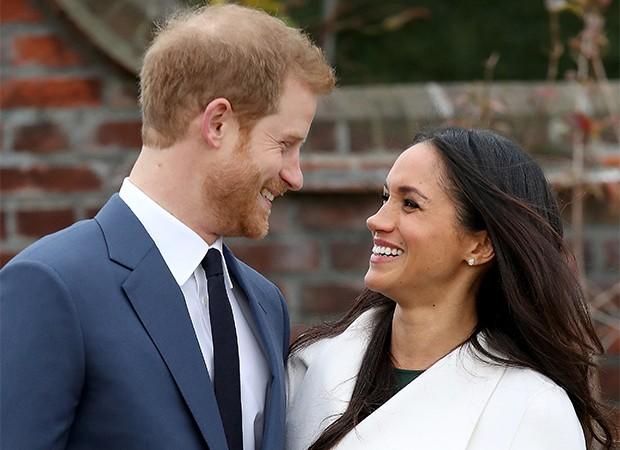Príncipe Harry e Meghan Markle (Foto: Chris Jackson/Getty Images)