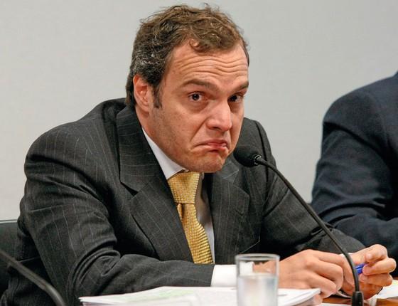 Lúcio Bolonha Funaro, operador do mercado financeiro ligado a Eduardo Cunha (Foto:   Lula Marques/Folhapress)