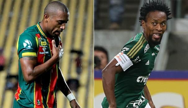 Sampaio Correa enfrenta o Palmeiras pela segunda fase da Copa do Brasil (Foto: Divulgação)