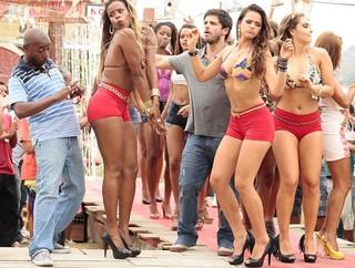 Bruna Marquezine como Lurdinha de 'Salve Jorge' (Foto: Divulgação/TV Globo)