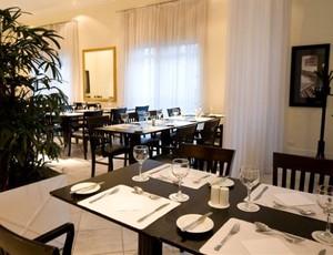 Slaviero Rockefeller Conceptual - Restaurante (Foto: Divulgação)