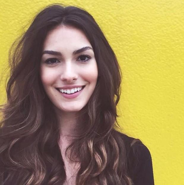 Marina Moschen vai ser a protagonista da nova temporada de Malhação (Foto: Reprodução/Instagram)
