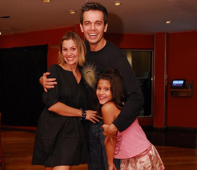 Como não morrer de amores por essa 'mini Giulia'? *-* (Foto: Renato Rocha Miranda/TV Globo)