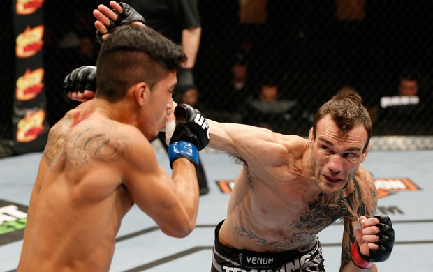 George Roop x Dustin Kimura UFC MMA (Foto: Getty Images)
