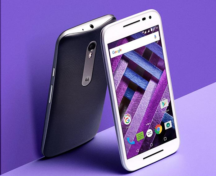 Moto G Turbo destaca-se pelo Android 6.0 já disponível (Foto: Divulgação/Lenovo)