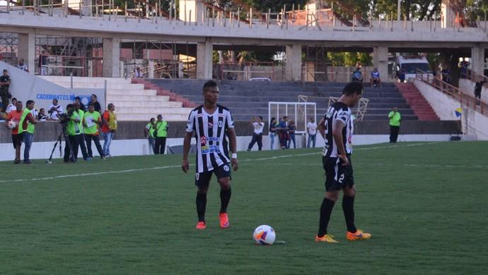 São Raimundo x Paysandu (Foto: Dominique Cavaleiro/ GloboEsporte.com)