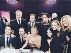 Elenco de 'Friends' se reencontra e participa de especial em TV