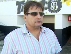 Guto Ferreira técnico Ponte Preta (Foto: Carlos Velardi / EPTV)