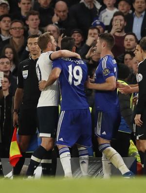 Chelsea x Tottenham (Foto: Reuters)
