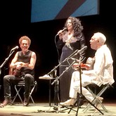 Gal Costa, Gilberto Gil e Nando Reis