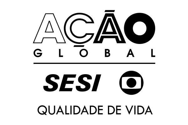 Ação Global em Vassouras (Foto: Rede Globo)