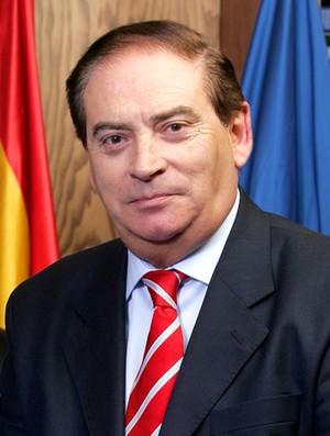 Carlos Garcia, Pres. Fed. Espanhola Automobilismo e vice-pres. FIA (Foto: Reprodução / Site Oficial da Federção Espanhola de Automobilismo)