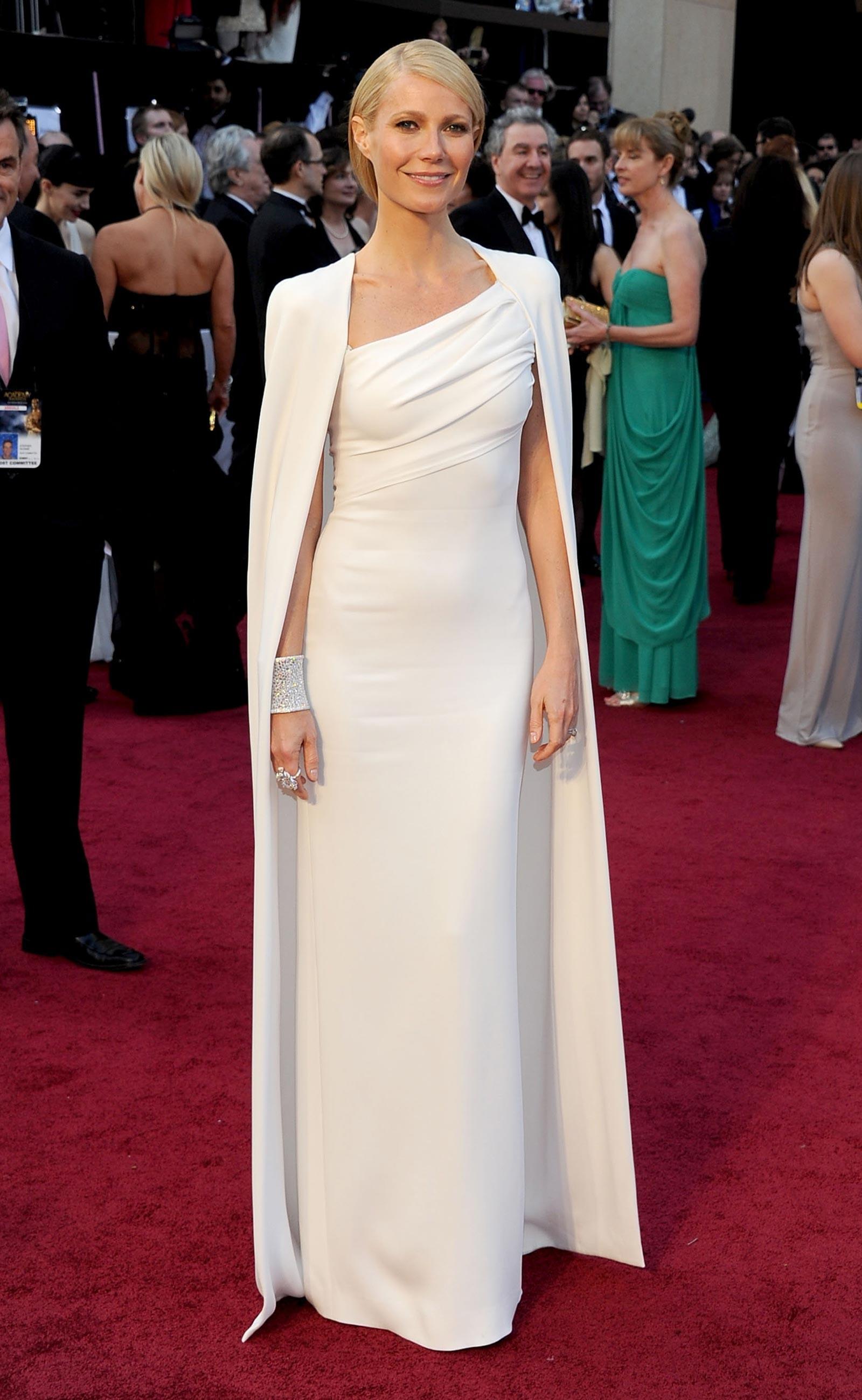 Gwyneth Paltrow - Tom Ford - 2012 (Foto: Getty Images)