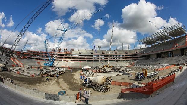 arena pernambuco (Foto: Charles Johnson / Divulgação)
