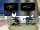 Alexandre Almeida é entrevistado no JPB 1ª Edição em Campina Grande