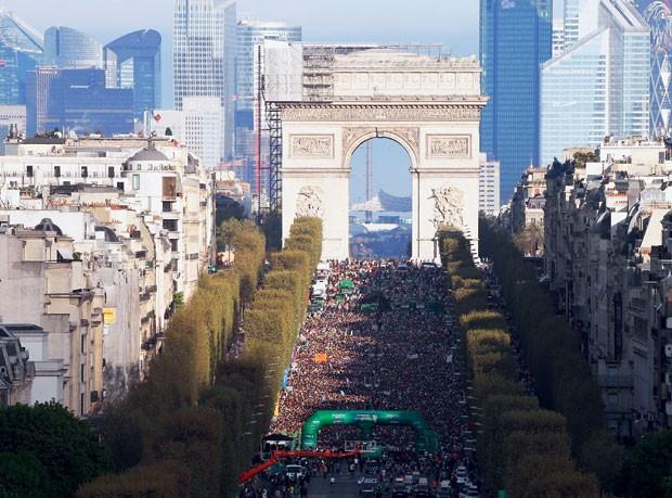 Maratona França (Foto: Divulgação)