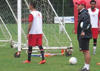 André Jardine, técnico do São Paulo Sub-20 (Foto: Marcelo Hazan)