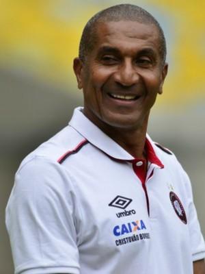 Cristóvão Borges Atlético-PR (Foto: Divulgação Atlético-PR)