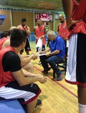 Basquete Cearense Pinheiros amistoso basquete (Foto: Divulgação)