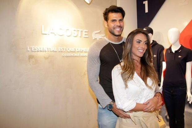 Nicole Bahls e Marcelo Bimbi (Foto: Vera Donato/ divulgação)