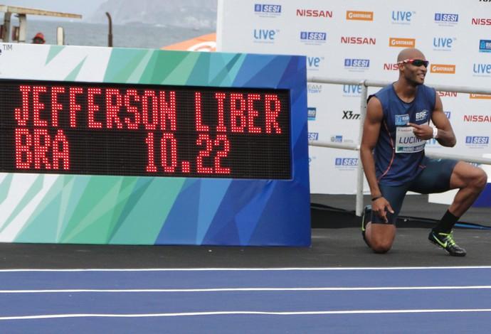 desafio Bolt Jefferson Lucindo (Foto: Helena Rebello)