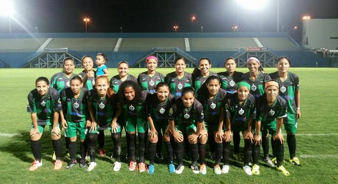 Manaus FC feminino (Foto: Divulgação/Manaus FC)