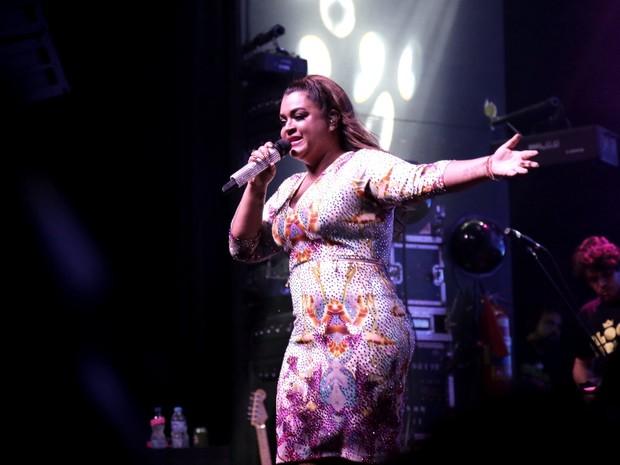 Preta Gil em show na Zona Portuária do Rio (Foto: Marcello Sá Barretto/ Ag. News)