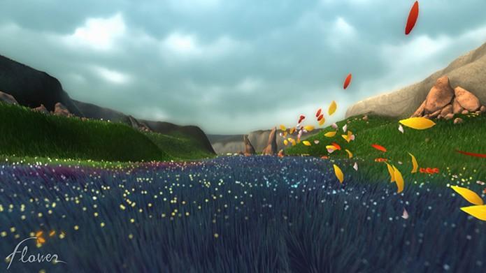 Flower (Foto: Reprodução)
