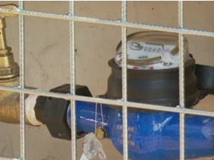 Hidrômetro (Foto: Reprodução EPTV)