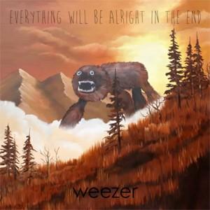 Capa do disco novo do Weezer (Foto: Divulgação)