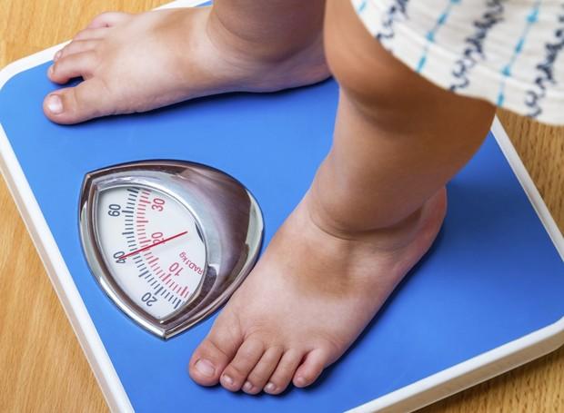 A obesidade das crianças pode estar ligada à percepção das mães (Foto: Thinkstock)