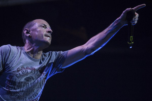 O músico Chester Bennington (Foto: Getty Images)