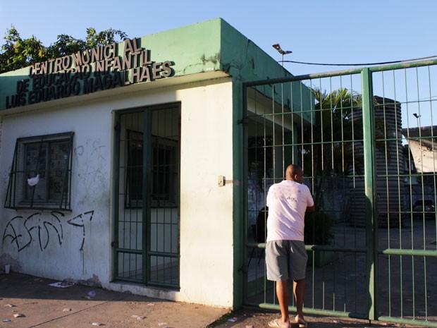 Escolas (Foto: Ida Sandes/G1)