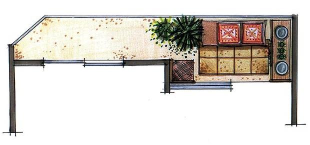 Buriti Paisagismo e Design (Foto: Buriti Paisagismo e Design)