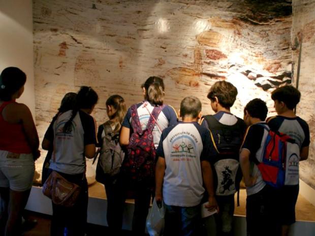 Museu Arqueológico do Carste do Alto São Francisco MAC Pains MG (Foto: MAC/Divulgação)