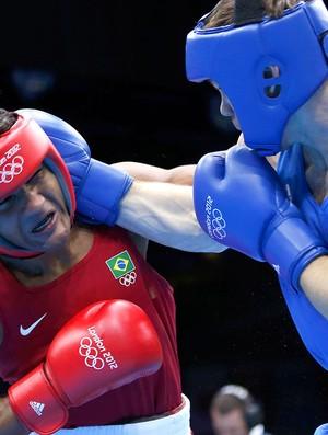 Yamaguchi Falcao Florentino, Brasil, Boxe (Foto: Agência Reuters)