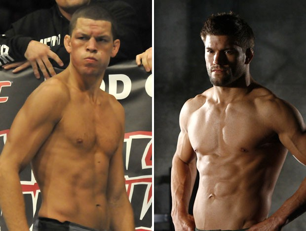 Nate Diaz x Josh Thomson STRIKEFORCE (Foto: Esther Lin / STRIKEFORCE)