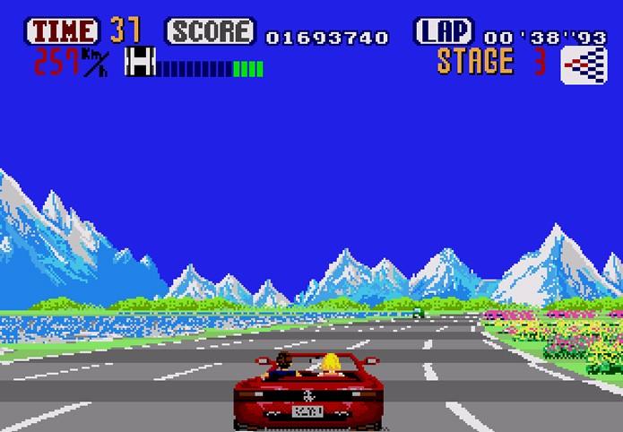 Outrun (Foto: Reprodução/Games Database)