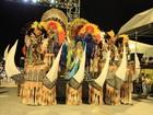 Primeiro dia de desfiles de Escolas marca Domingo Gordo em São Luís